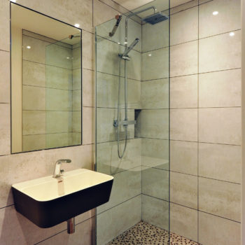 Guest Bedroom's En-suite Shower Room