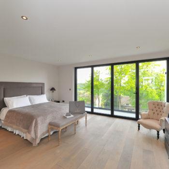 Master bedroom | Trelawne House, Guildford