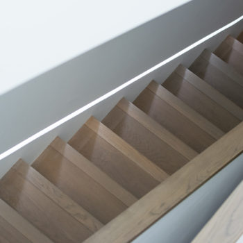 Bespoke Wooden Staircase designed by DNA Architecture