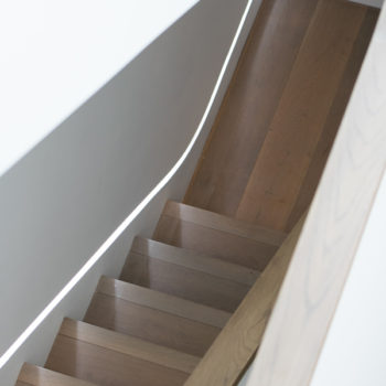 Bespoke Joinery Detail on Staircase