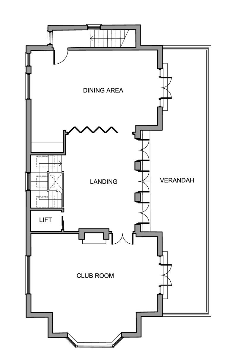 Memorial Cricket Pavilion Surrey Dna Architecture